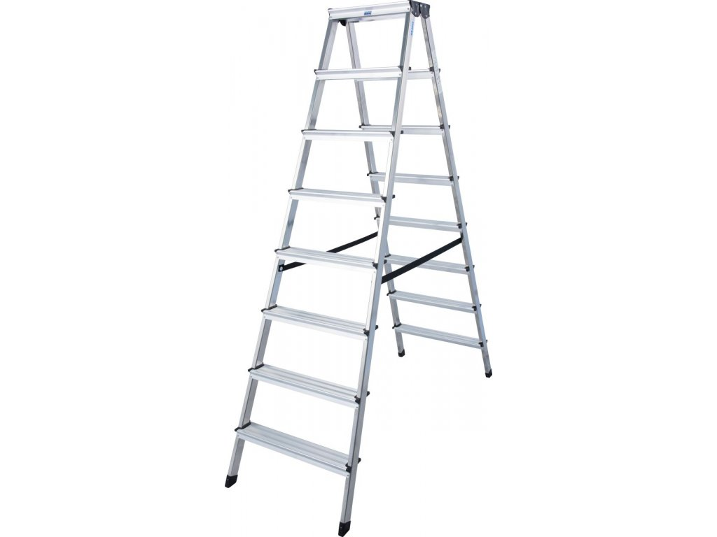 Obojstranný rebrík KRAUSE 8x2