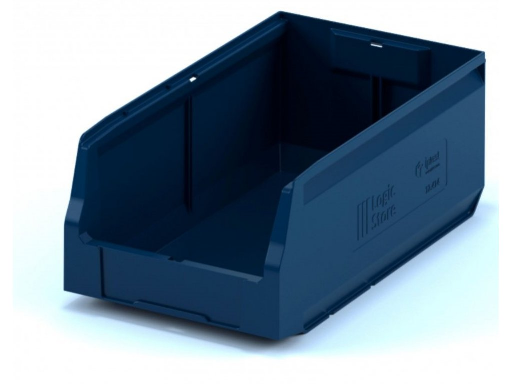 Plastový ukladací box 40 x 22,5 x 15 cm