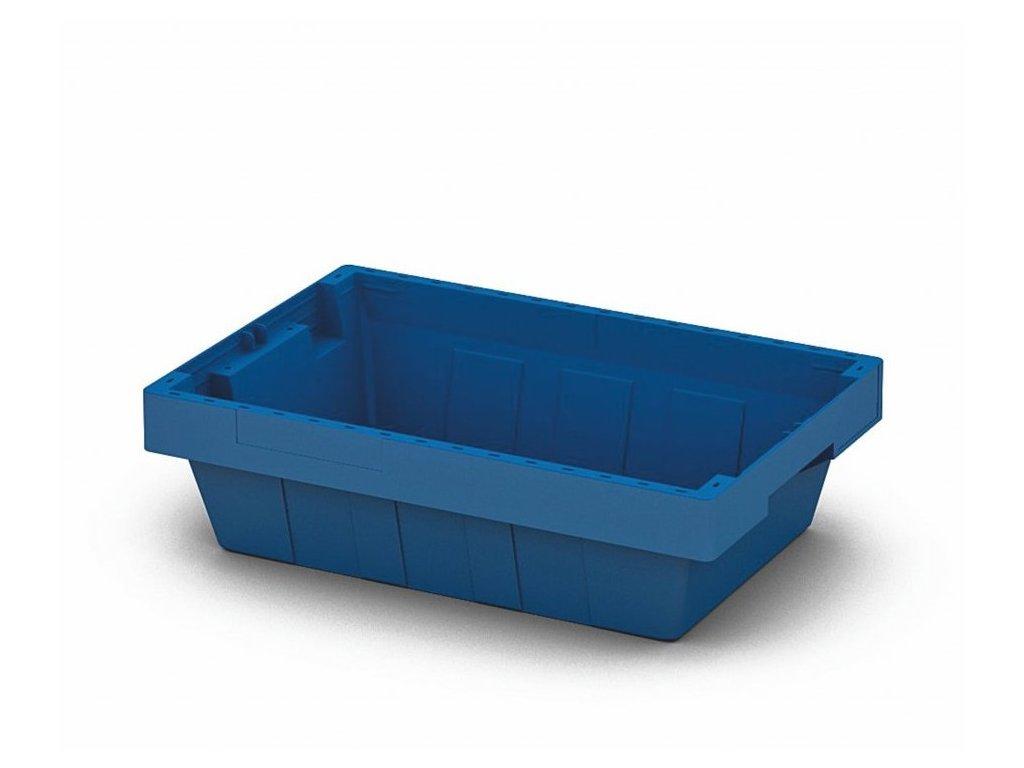 2651 1 plastovy prepravny box 49 x 33 x 14 cm