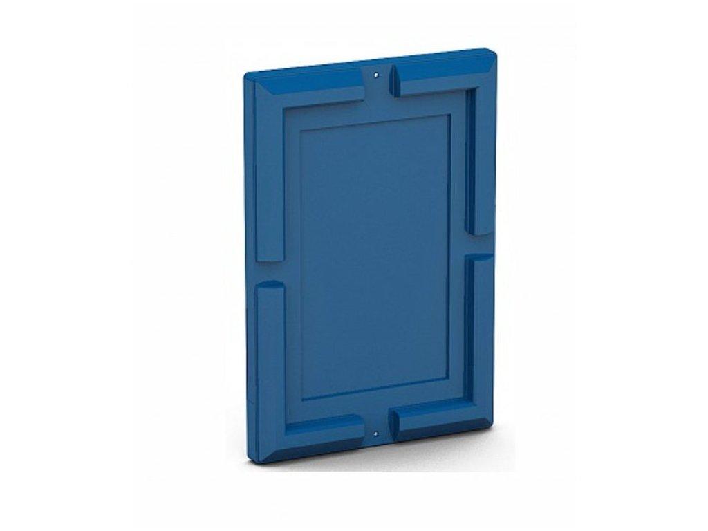 2657 2 veko pre prepravny box 60 x 40 cm