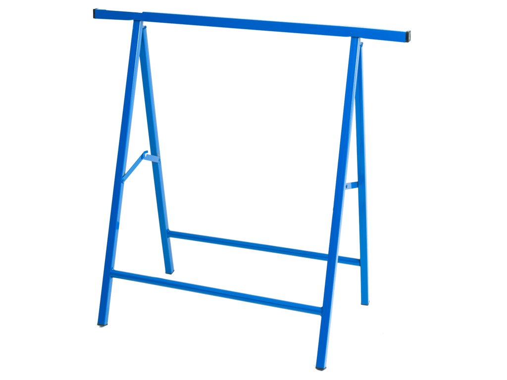 2663 1 stavebna koza pevna vyska 0 8m nosnost 200 kg modra