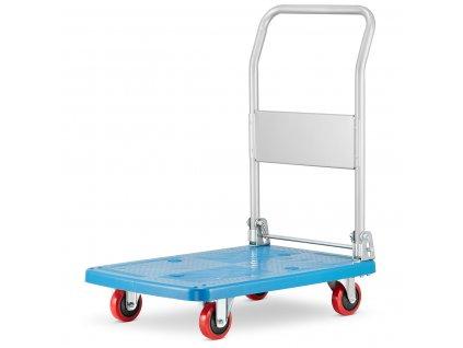 Skladací prepravný vozík 150 kg