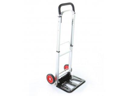 Hliníkový skladací prepravný vozík 90 kg