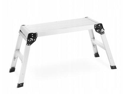 Hliníková pracovná stolička