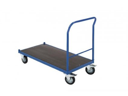 2084 1 skladovy vozik s nosnostou 500 kg s brzdou