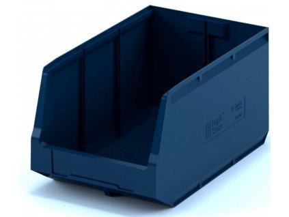 Plastový ukladací box 50 x 30 x 25 cm