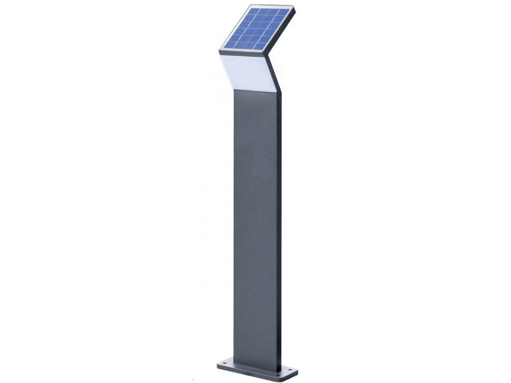 Solární  venkovní osvětlen íSEAMAID SOLAR BOLLARD