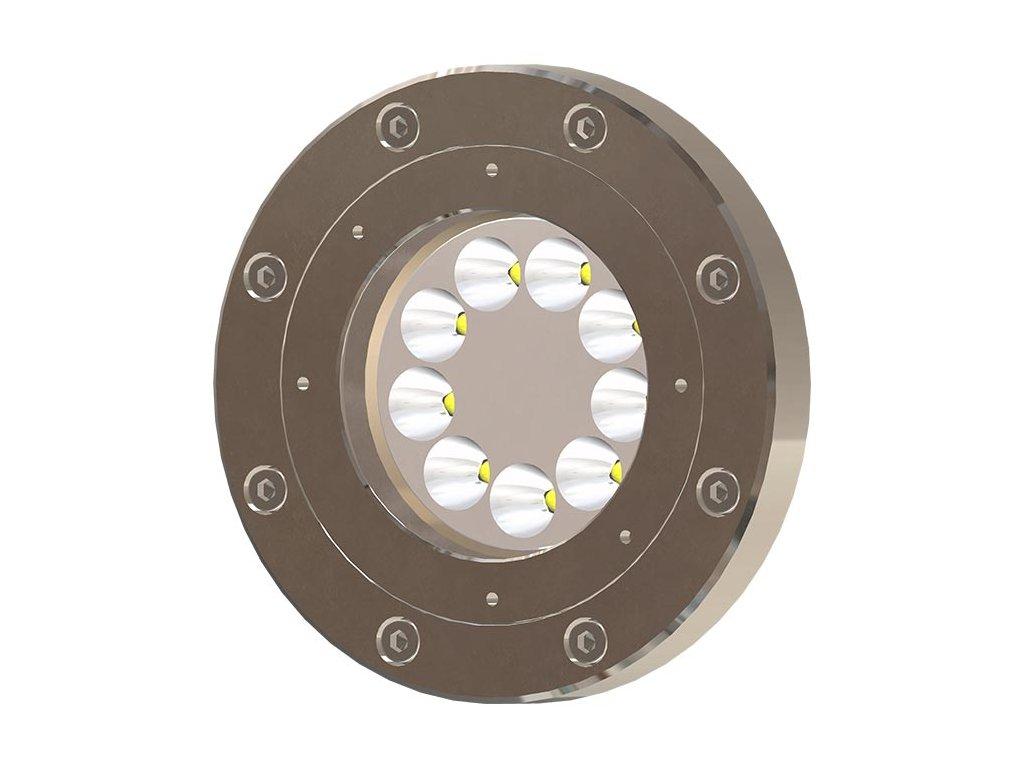 Podvodní osvětlení pro lodě ASTEL-MARINE CONVEX MSR09200