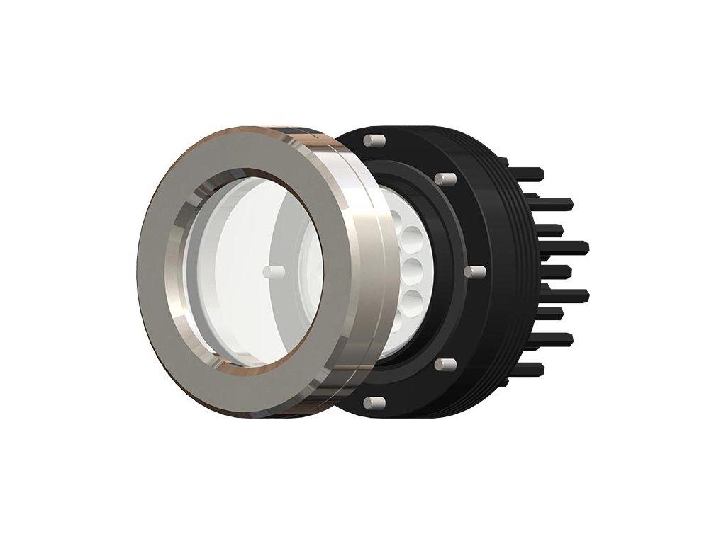 Podvodní osvětlení pro lodě ASTEL-MARINE PLAQUE MFM18300