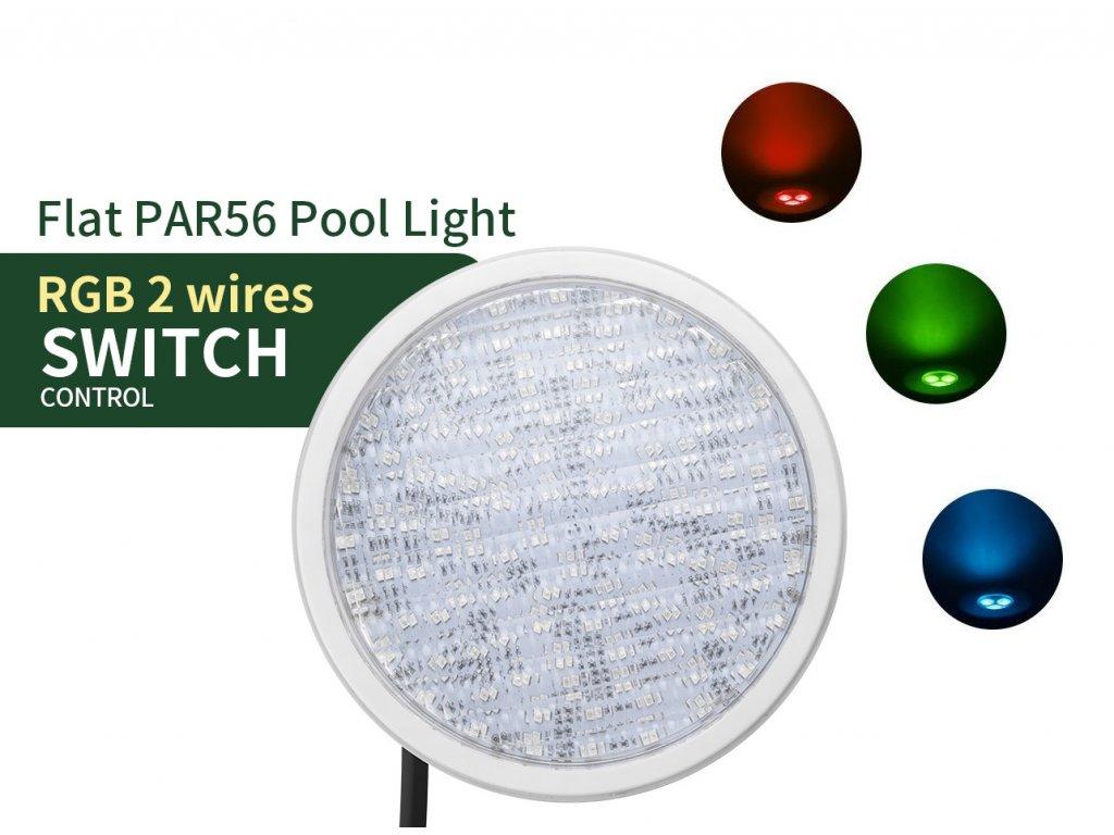 FLAT PAR56 RGB
