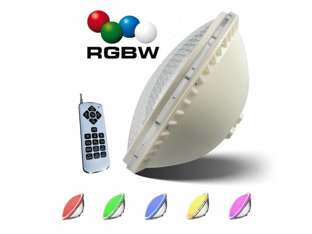 RGBW ABS s ovladačem