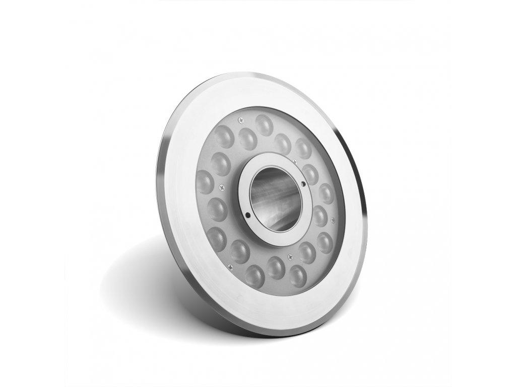Fontánové LED světlo na trysku 24W