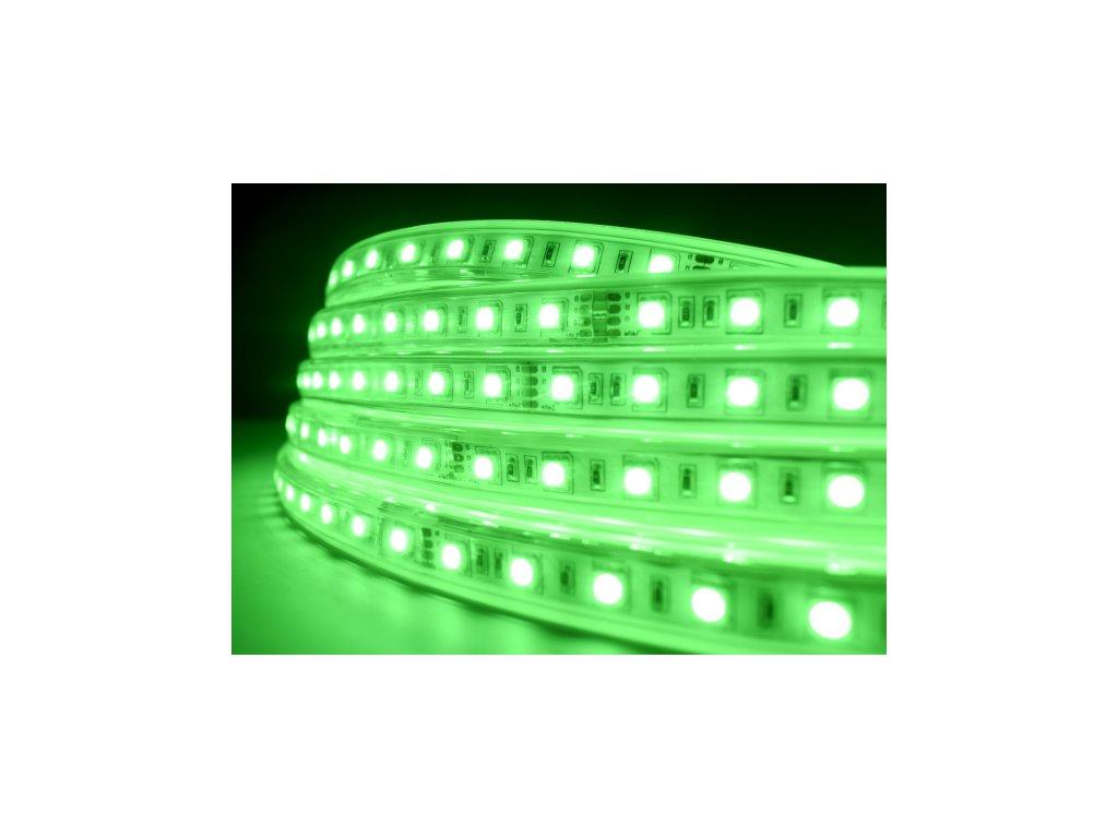 LED pásek voděodolný IP68,12V, 14,4W/m, RGB