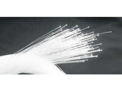 Opticke vlakno koncové svícení