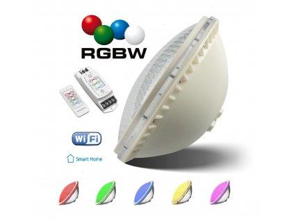 Bazénová žárovka LED-STAR RGBW 15W WI-FI/EXTERNÍ