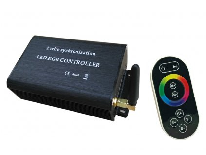 RGB Controller remote with remote