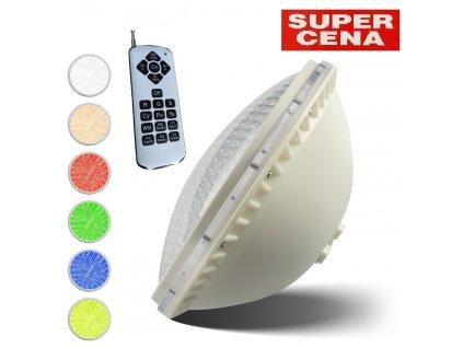 Bazénová žárovka LED-STAR ECO RGB 18W