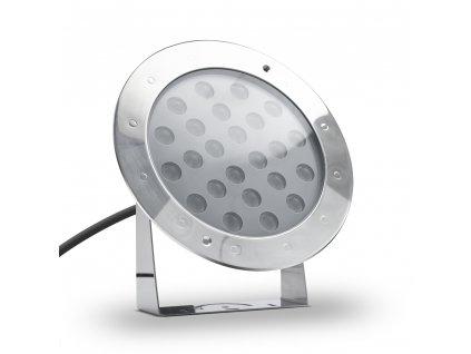 Fontánové LED světlo náklopné 24W