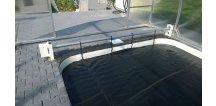 Bazénový naviják elektrický s dálkovým ovládáním
