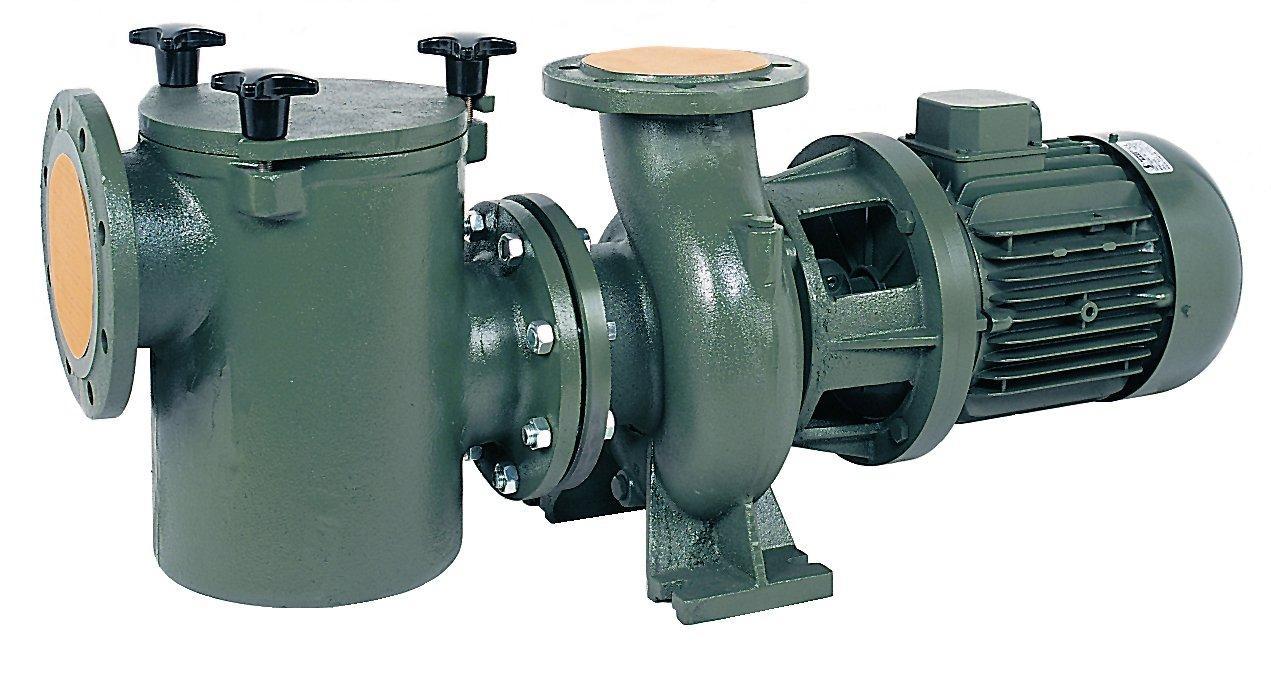 Recirkulační čerpadla 3f litinová