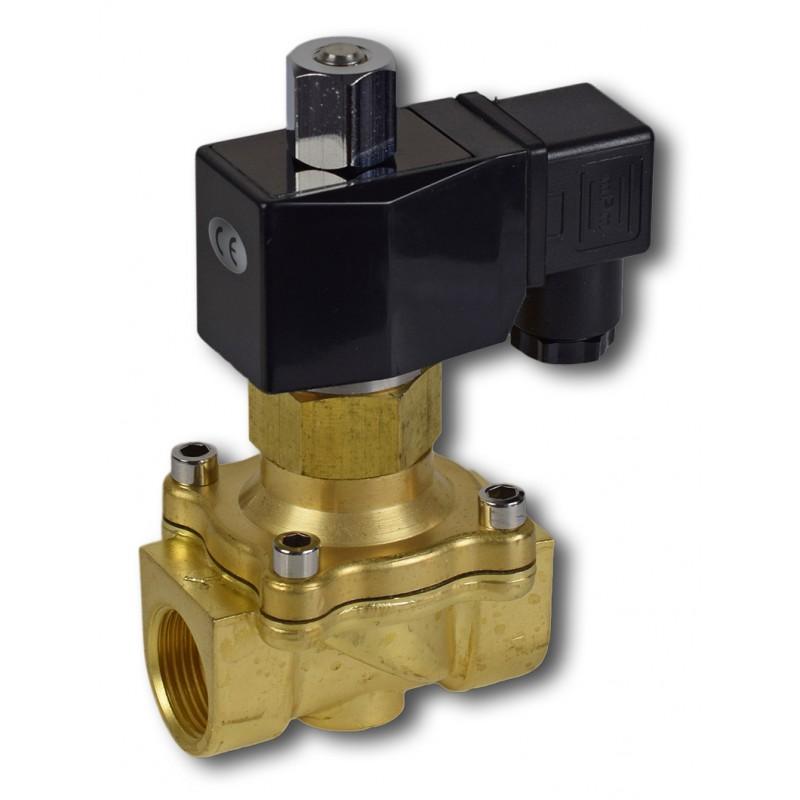 Automatika dopouštění vody do systému