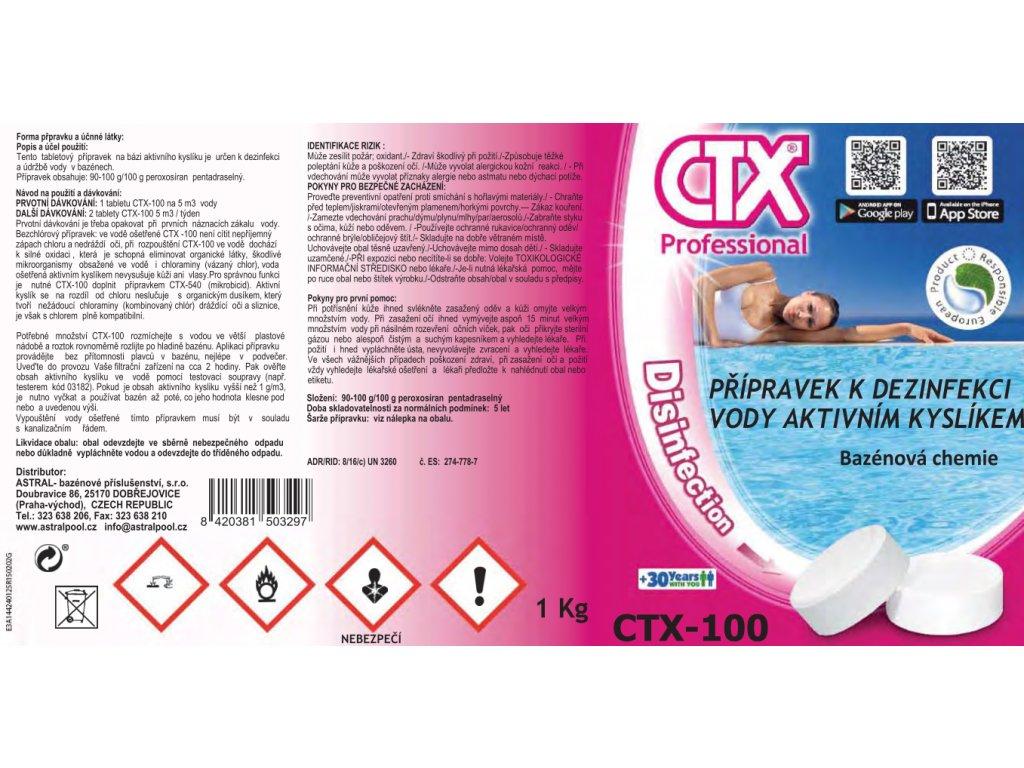CTX 100