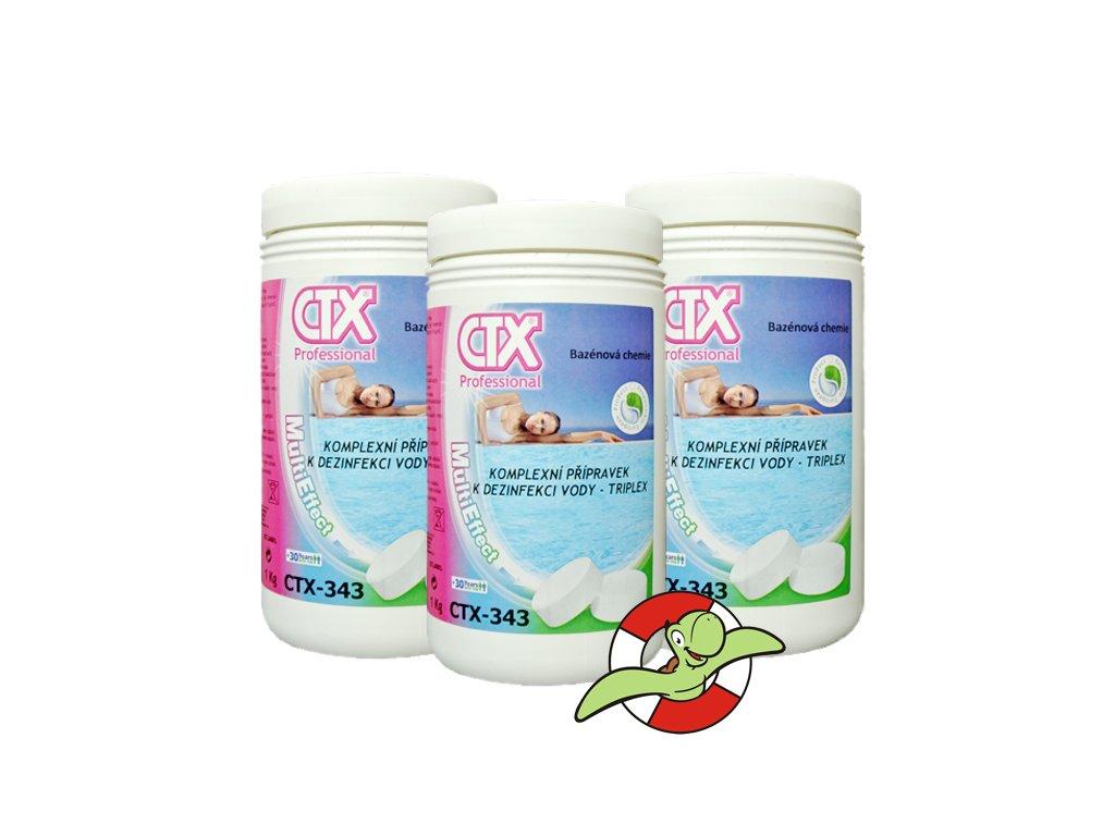 CTX-343 TRIPLEX, 5kg