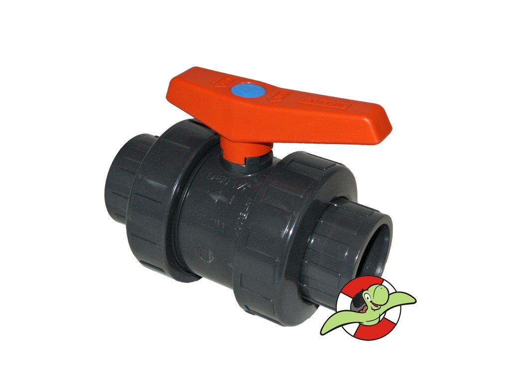 Kulový ventil Astral d90