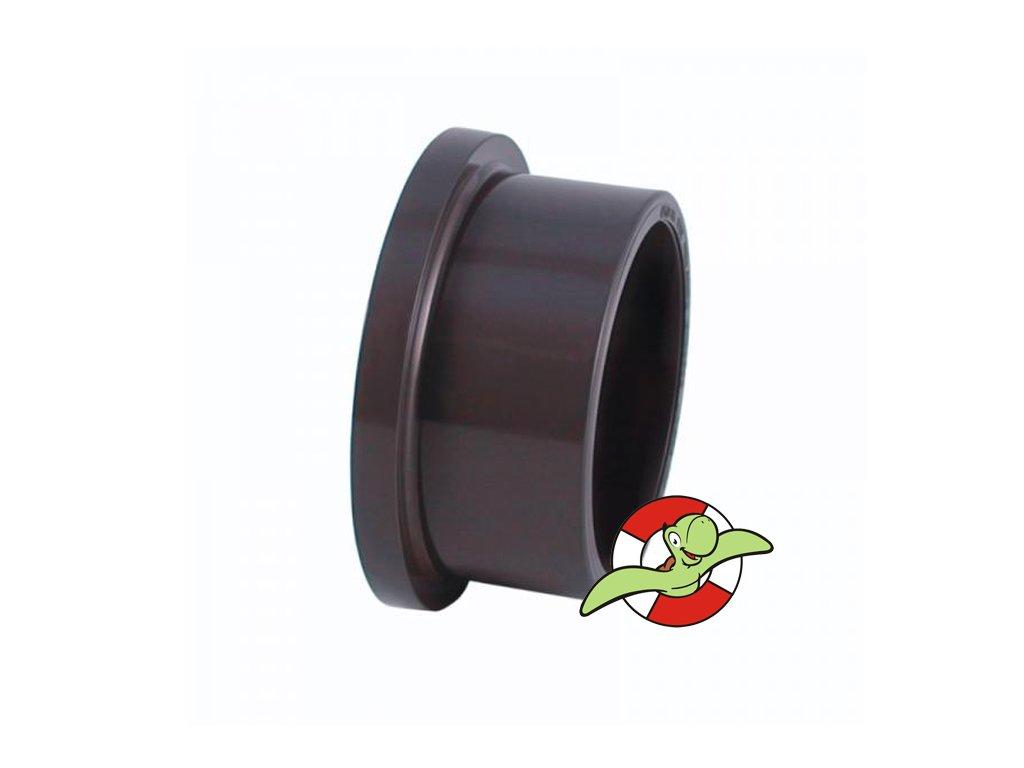 PVC lemový kroužek ( k nalepení ), D63