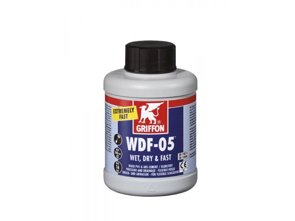 PVC lepidlo Griffon WDF05 250 ml se štětcem