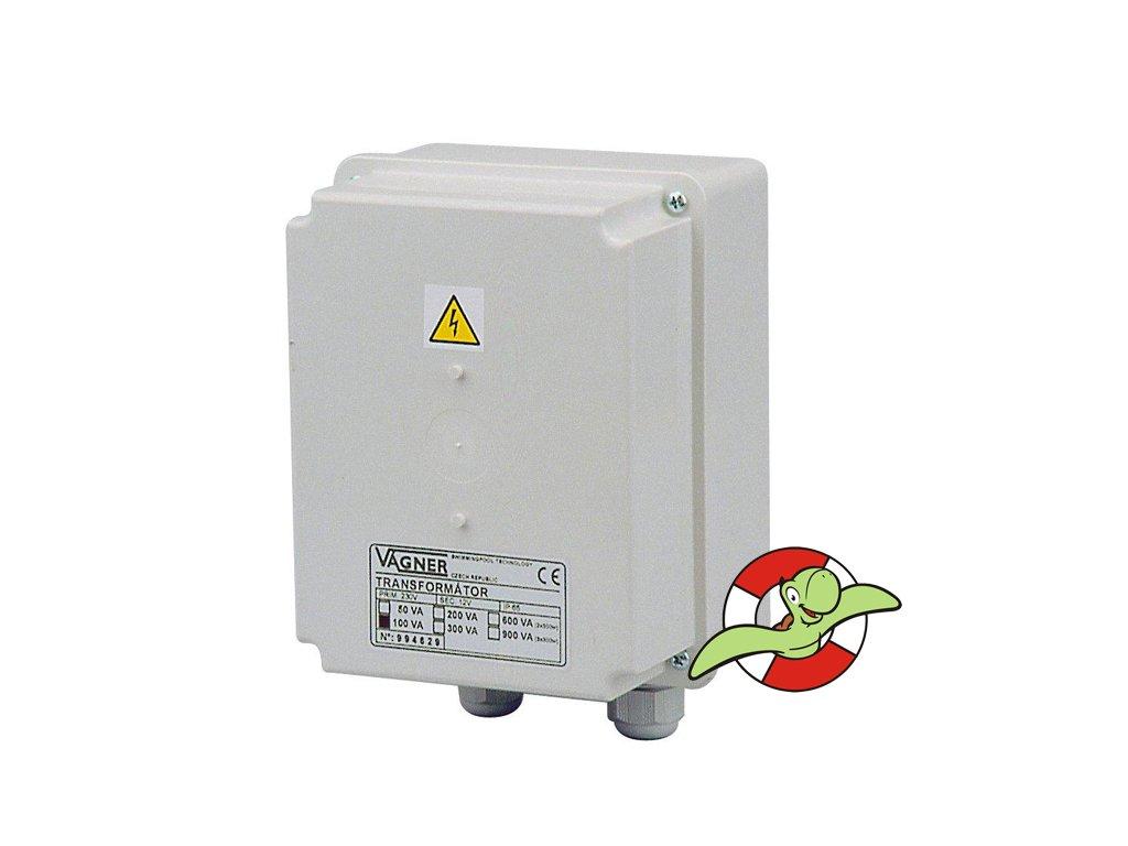 Bezpečnostní transformátor 100W