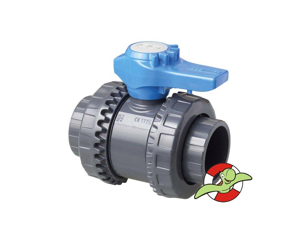 Kulový ventil Easyfit d63