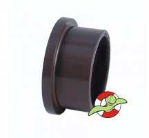 PVC lemový kroužek ( k nalepení ), D125