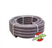 Tlaková PVC hadice s výztuhou z ABS plastu, D40mm