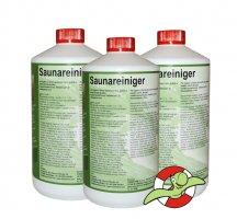 """Přípravek na čištění saun """"Saunareinigen"""", 10l"""