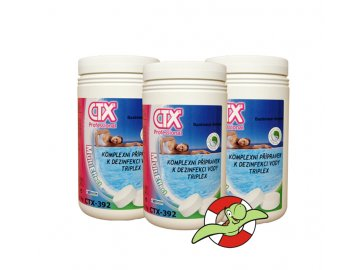 CTX-392 TRIPLEX, 5kg