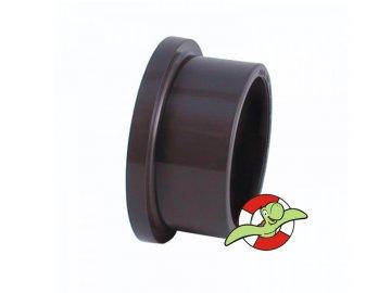 PVC lemový kroužek ( k nalepení ), D25