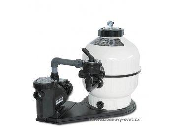 Písková filtrace Cantabric 400 s čerpadlem Victoria Plus