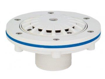 Dnová recirkulační tryska pro prefabrikované a foliové bazény