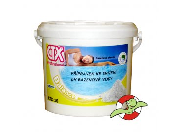 CTX-10, 8kg