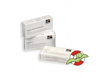 Reakční tablety pro fotometry DPD1 ( volný chlor )