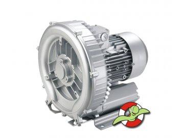 Vzduchovač pro trvalý chod, průtok 145 m3/hod, 230V