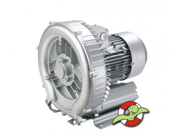 Vzduchovač pro trvalý chod, průtok 230 m3/hod, 400V
