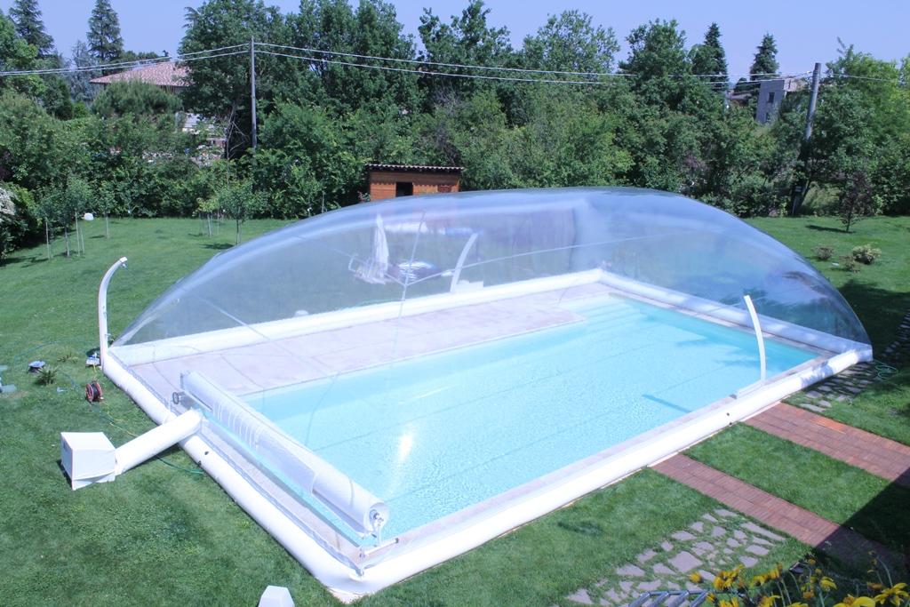 Prekrytie bazénu CristalBall