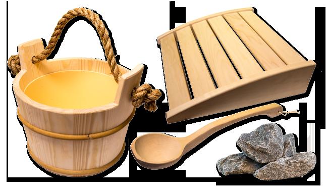 Príslušenstvo do sauny
