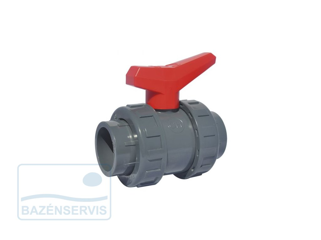 Gulovy ventil pvc