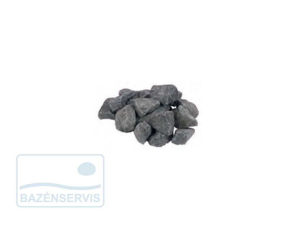 Saunove kamene 18 kg