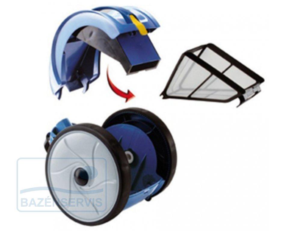 Vortex 1 - náhradný košík na nečistoty - 200 mic.
