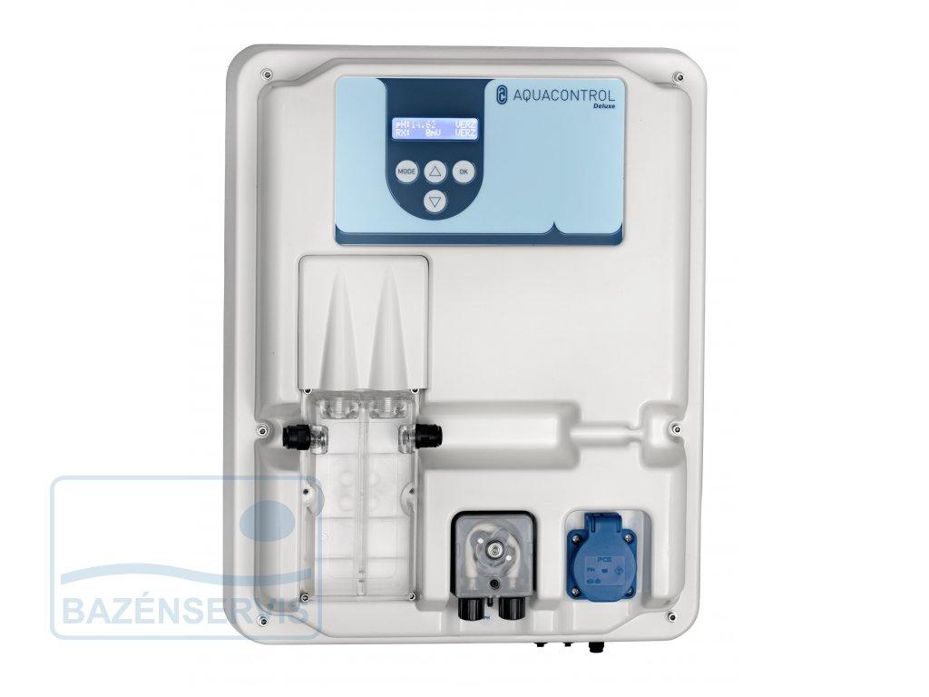 Automatická chlórová dezinfekcia  Deluxe Salt Chlorinator IDS - pH/Rx