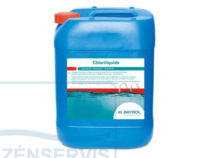 ChloriLiquide 30 l - tekutý chlór